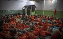 الصورة: الصورة: سجناء «داعش»  ورقة «ابتزاز» تركية لأوروبا