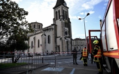 الصورة: الصورة: زلزال يهز جنوب شرق فرنسا وفحص محطتي طاقة نووية