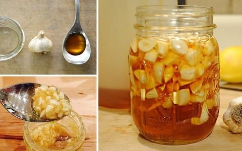 الصورة: الصورة: ما تأثير تناول مزيج العسل والثوم على الريق في صحتك؟