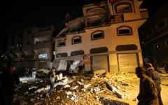 """الصورة: الصورة: إسرائيل تغتال أبرز قادة """"حركة الجهاد"""" وزوجته في غزة"""
