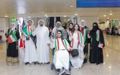 الصورة: الصورة: وفود 49 دولة مشاركة في تحدي القراءة العربي تصل الإمارات لحضور حفل التتويج