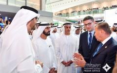 الصورة: الصورة: محمد بن راشد: الإمارات بلد الفرص الاستثمارية والوظيفية والعلاقات الإنسانية