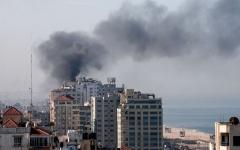 الصورة: الصورة: غزة وإسرائيل نحو موجة تصعيد متدحرجة