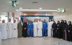 """الصورة: الصورة: """"دبي للصحافة"""" يستضيف هزاع المنصوري وسلطان النيادي في أول لقاء إعلامي موسّع لهما"""