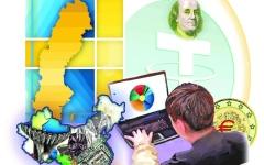 الصورة: الصورة: حرب العملات الرقمية ومخاطرها المرتفعة