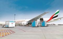 الصورة: الصورة: الإمارات للشحن الجوي تطور مبادرة «مسارات الأدوية»