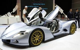 الصورة: الصورة: «دبي للسيارات».. الخدمات الذكية أولاً