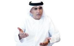الصورة: الصورة: سالم القاسمي:  رؤية فارس العرب تحقق التطوير الرياضي