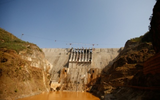 الصورة: الصورة: إثيوبيا تعلن اكتمال مشروع بناء سد احتياطي لسد النهضة