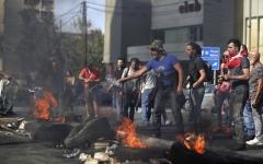 الصورة: الصورة: لبنان يغلي.. والجيش يحقق في مقتل متظاهر