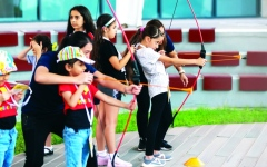 الصورة: الصورة: «الجليلة لثقافة الطفل» يشارك في «تحدي دبي»