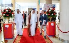 الصورة: الصورة: عروض وشراكات تجارية مثمرة في معرض دبي للبصريات فيجن-إكس