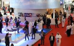 الصورة: الصورة: 87 ألف متخصص ومهتم في معرض دبي للطيران