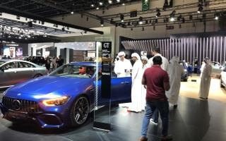 الصورة: الصورة: «دبي للسيارات» يستشرف تقنيات المستقبل