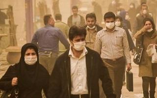 الصورة: الصورة: إغلاق المدارس في طهران بسبب التلوث