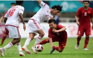 الصورة: الصورة: منتخب الإمارات يهدر فرصة تصدر مجموعته في تصفيات كأس العالم
