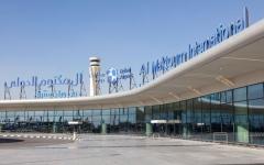الصورة: الصورة: 1.3 مليون مسافر عبر مطار آل مكتوم في 9 أشهر