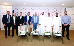 الصورة: الصورة: بطولة العالم لرفعات القوة تنطلق  في دبي الأحد