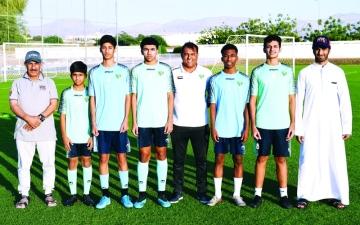 الصورة: الصورة: «الإمارات» يكرم لاعبيه المميزين