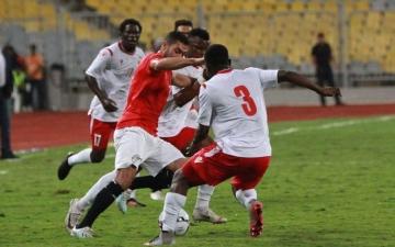 الصورة: الصورة: مصر تسقط في فخ التعادل مع كينيا بتصفيات أمم أفريقيا