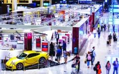 الصورة: الصورة: 100 % نمو المسافرين عبر مطار آل مكتوم في 9 أشهر
