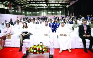 200 عارض من 25 دولة بمعرض رأس الخيمة للمشاريع الصغيرة