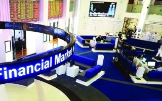 10 مليارات درهم مكاسب أسواق الأسهم في نهاية الأسبوع
