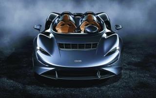 الصورة: الصورة: ماكلارين تنتج 399 سيارة من إيلفا