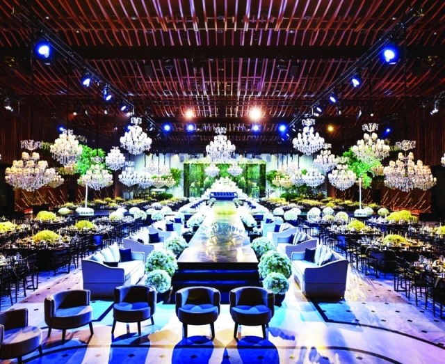 «دبي أوبرا» تهدي العرائس «معرض الزفاف» - البيان
