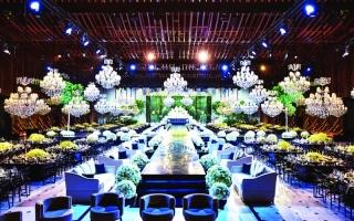 الصورة: الصورة: «دبي أوبرا» تهدي العرائس «معرض الزفاف»