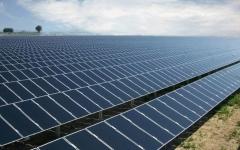 الصورة: الصورة: السعودية تطلق المرحلة الأولى من مشروع للطاقة المتجددة بتكلفة 1.2 مليار ريال