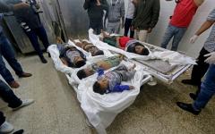الصورة: الصورة: هدوء حذر وترقب في غزة