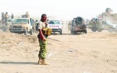 الصورة: الصورة: تصعيد حوثي لتفجير الوضع  في الساحل الغربي