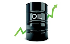 الصورة: الصورة: ارتفاعاً طفيفاً لأسعار النفط بلغ 62.33 دولاراً للبرميل