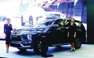 الصورة: الصورة: «الحبتور» تطلق 3 طرازات SUV جديدة في «دبي للسيارات»