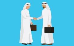 الصورة: الصورة: دبي الوجهة الإقليمية الأولى للشركات العالمية