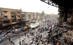 الصورة: الصورة: 19 قتيلاً بتفجير سيارة مفخخة في سوريا