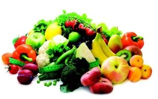 الصورة: الصورة: الخضراوات والفواكه مفيدة للصحة العقلية
