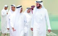 الصورة: الصورة: «صحة دبي» تبحث التعاون مع المؤسسات الطبية السعودية