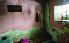 الصورة: الصورة: نازحة فاقدة للبصر.. أفقدتها الحرب عائلتها