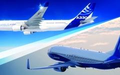 الصورة: الصورة: الطيران العالمي يحط في دبي بحثاً عـن الفرص