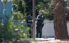الصورة: الصورة: مقتل 5 أشخاص بإطلاق نار في كاليفورنيا