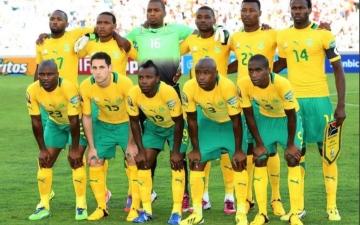 الصورة: الصورة: جنوب أفريقيا تكسب أول ثلاثة نقاط على حساب السودان