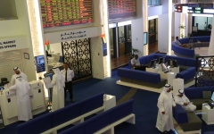 الصورة: الصورة: «الإمارات دبي الوطني» يصعد بسوق دبي
