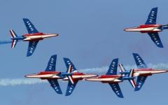 الصورة: الصورة: «دبي للطيران» ..  عروض جوية خارقة