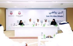 الصورة: الصورة: «تنمية المجتمع» أبوظبي تطلق مبادرة «كن رياضياً»