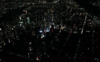الصورة: الصورة: تأثر الآلاف بسبب قطع الكهرباء في كاليفورنيا