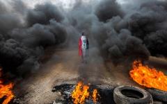 الصورة: الصورة: «الزعيم».. عاملٌ عراقي أرعب شركات النفط