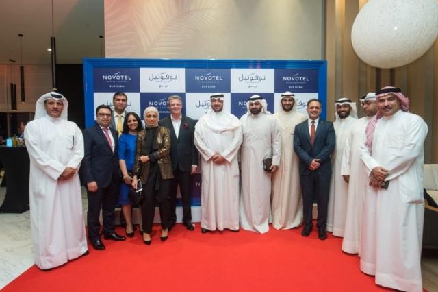 افتتاح فندق نوفوتيل بر دبي - البيان