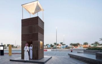 الصورة: الصورة: «دبي للتصميم» ينعش زوّاره بالبرودة دون مكيف